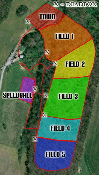 2014 field map